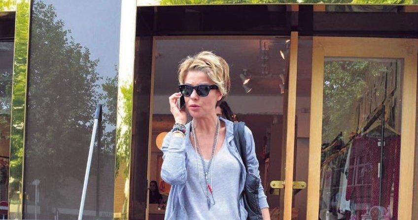 Gülben Ergenin telefonunda çıkan skandal yazışma çıktı!