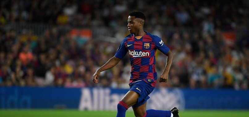 BARCELONA BOOST ANSU FATIS RELEASE CLAUSE TO €170M