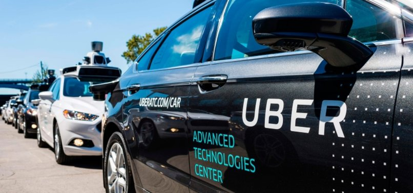 UBER TO REQUIRE DRIVERS, RIDERS TO USE MASKS AMID VIRUS