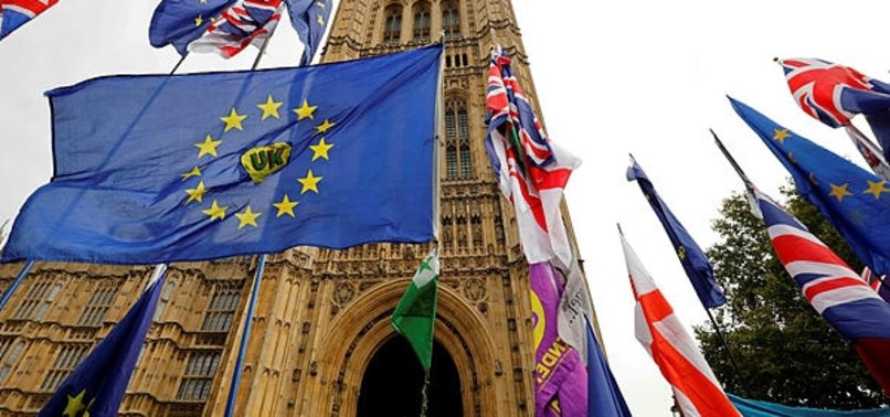 EU DEBATES BREXIT DELAY AS JOHNSON EYES ELECTION