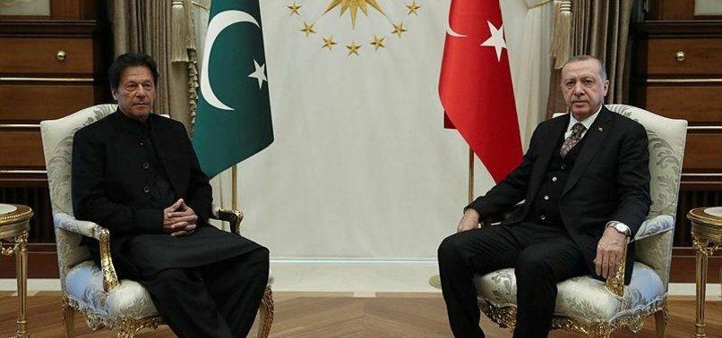 PAKISTAN ANNOUNCES E-VISA SCHEME FOR TURKISH CITIZENS