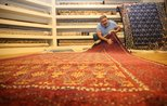 Cappadocia's silk carpets enchant visitors with colors, patterns