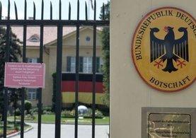 Almanya Büyükelçisi Erdmann, Dışişleri Bakanlığı'na çağrıldı