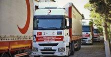 Turkey sends humanitarian aid to Azerbaijan