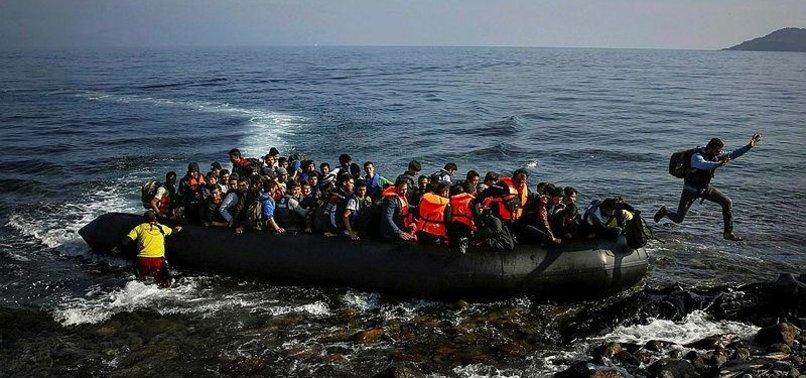 50 MIGRANTS DIE ON WAY TO EUROPE THROUGH TURKEY IN 2019