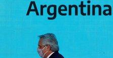 Argentine President Alberto Fernandez receives Sputnik V COVID vaccine