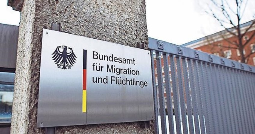 Mülteci skandalını ekimde farketmişler