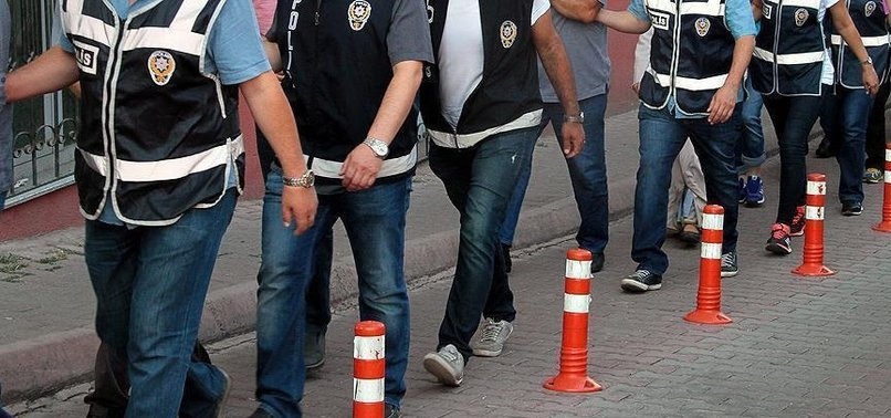 TURKISH POLICE ARREST 97 FETÖ-LINKED TERROR SUSPECTS