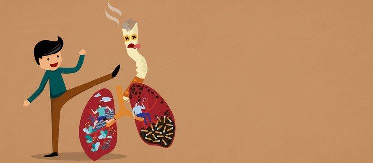 Sigarayı bırakmanın vücuda etkileri neler? Sigara...