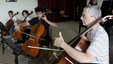 Müzik Öğretmenleri Akdeniz Ağı Projesi Başladı