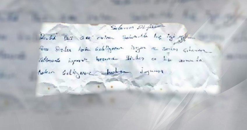 FETÖ'nün hain cezaevi planı deşifre oldu! İşte yazışma notları...