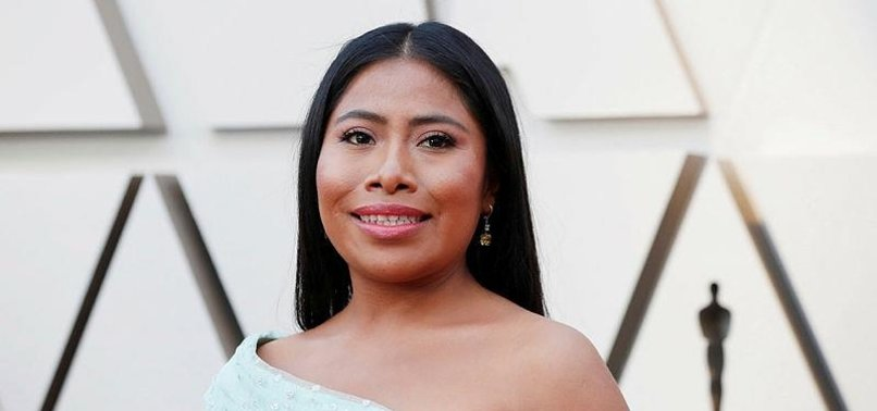ROMA ACTRESS BRINGS STAR POWER TO SUPPORT OF DOMESTIC WORKERS