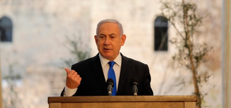 ISRAELS PM NETANYAHU PREPARING FOR OFFICIAL VISIT TO EGYPT