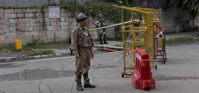 RESTRICTIONS IN KASHMIR TO BE EASED GRADUALLY: OFFICIAL