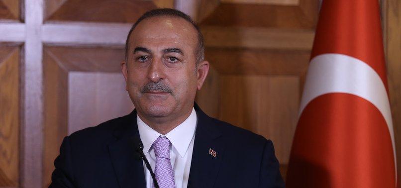 EU MOVE AGAINST TURKEY ON CYPRUS TO BE FUTILE: ÇAVUŞOĞLU