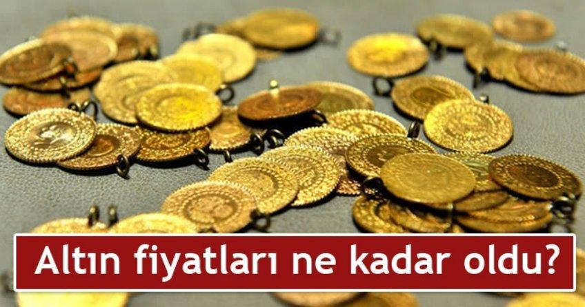 Altın fiyatları bugün ne oldu? - Gram altın fiyatı ve çeyrek altın fiyatları - 11.11.2016