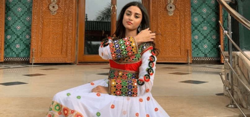 THIS IS HOW WE DRESS: AFGHAN WOMEN OVERSEAS POSE IN COLOURFUL ATTIRE