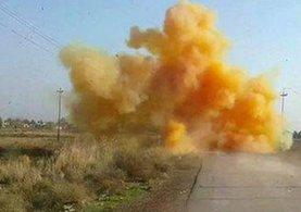Katliamın yapıldığı bölgeye yeni hava saldırısı!