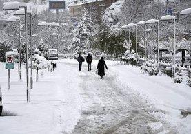 Meteorolojiden flaş buzlanma ve don uyarısı