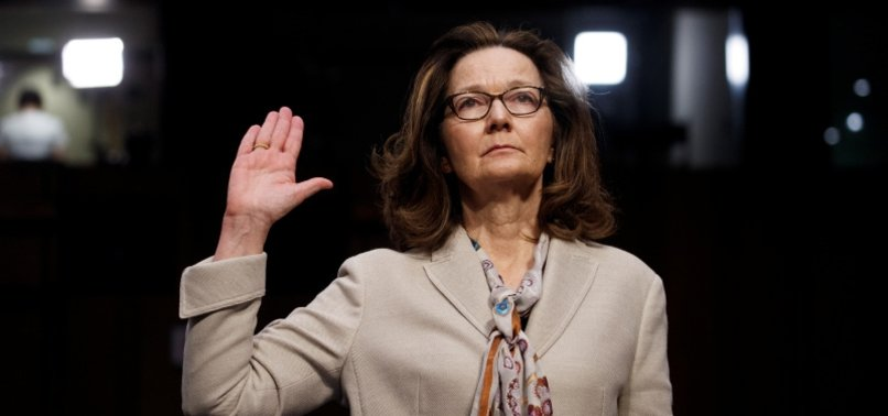 US SENATE CONFIRMS GINA HASPEL AS CIA DIRECTOR DESPITE ROLE IN TORTURE PROGRAM