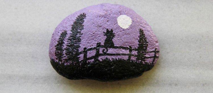 Munzur'un çakıl taşları sanat eserine dönüşüyor