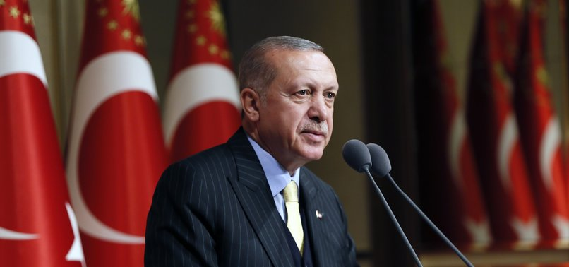 PRESIDENT ERDOĞAN PAVES WAY FOR GREENER TURKEY