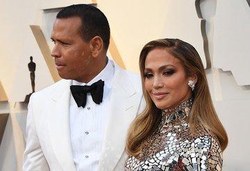 Jennifer Lopez ve Alex Rodriquez aşkı bitti