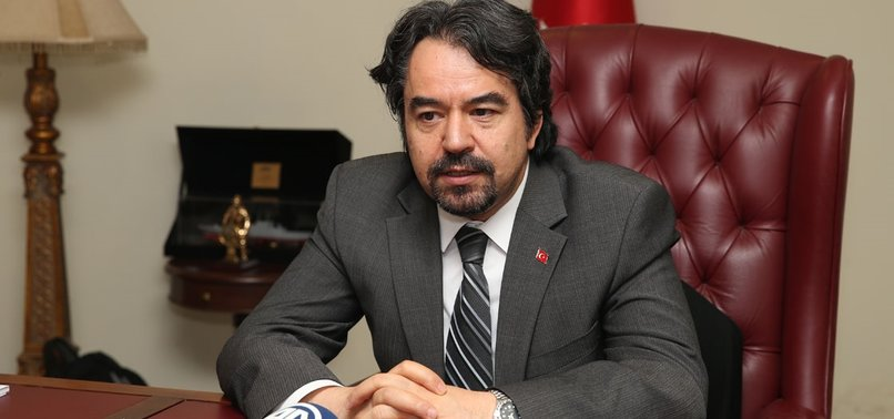 TURKEY, PAKISTAN CONCERNED OVER GROWING ISLAMOPHOBIA: ENVOY