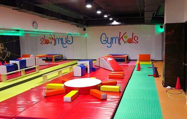 Jimnastik Tanışma Dersi