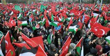 Thousands in Turkey continue to condemn US Jerusalem move