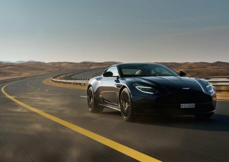 İlk bakış: Aston Martin DB11 AMR