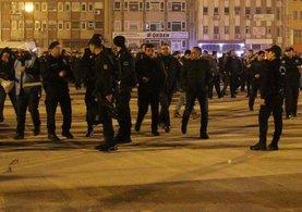 1500 polis SMS ile acil çağrıldı