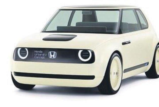 Elektrikli Honda'ya en iyi konsept ödülü