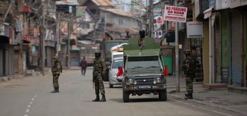 INDIA MUST END ABUSES, FREE JAILED KASHMIRIS: AMNESTY INTERNATIONAL