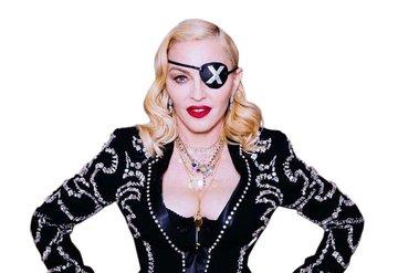 Madonna: Salgın bizi eşit hale getirdi