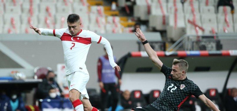 TURKEY DRAW 3-3 WITH CROATIA IN FRIENDLY