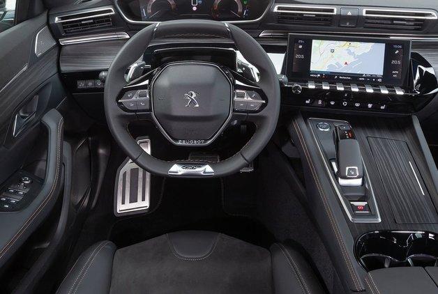 Peugeot yeni 508L modelini tanıttı
