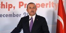 Çavuşoğlu calls Greece's ties with Haftar