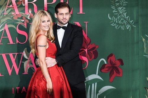 Green Carpet Fashion Awards erkek şıklık stili