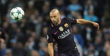 Mascherano joins Hebei China Fortune from Barcelona