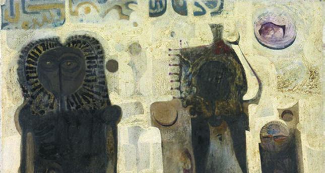 Düşsel modernist: İbrahim El-Salahi