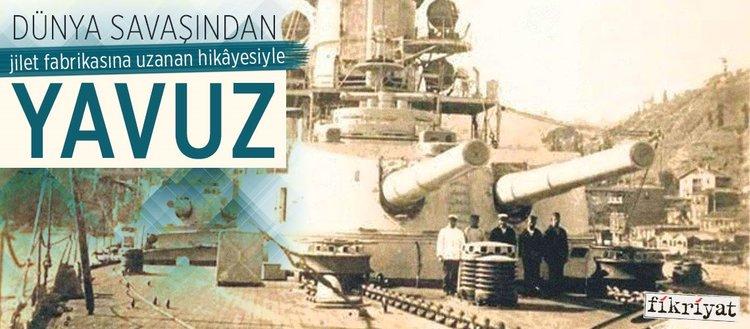 Dünya Savaşından jilet fabrikasına uzanan öyküsüyle Yavuz
