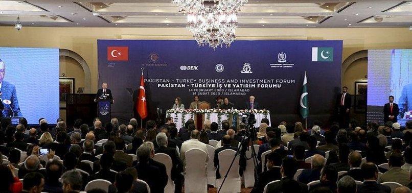 PAKISTAN-TURKEY FREE TRADE AGREEMENT TALKS IN APRIL