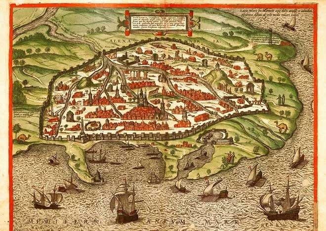 Osmanlının basılı ilk atlası: Atlas-ı Cedid