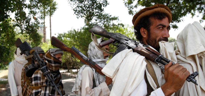 TALIBAN CLAIM TO KEEP 90 PERCENT OF AFGHANISTANS BORDERS UNDER CONTROL