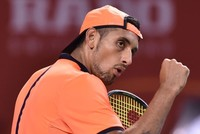 Australian power-hitter Nick Kyrgios (above) fired an incredible 25 aces yesterday to win the Japan Open, pounding Belgium's David Goffin 4-6, 6-3, 7-5. Kyrgios rocketed serves clocking in at more...