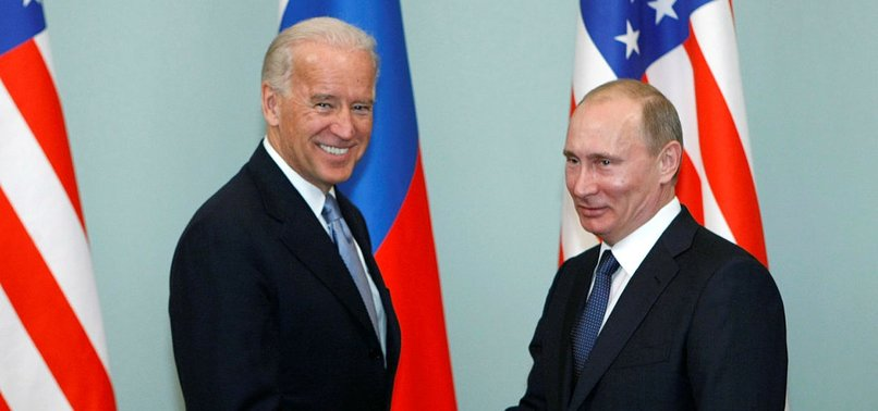 RUSSIAS PUTIN AND BIDEN TALK BY PHONE AFTER DEAL REACHED TO EXTEND ARMS TREATY - KREMLIN