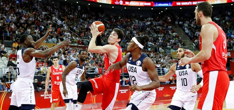 TEAM USA SURVIVES OT SCARE FROM TURKEY AT WORLD CUP