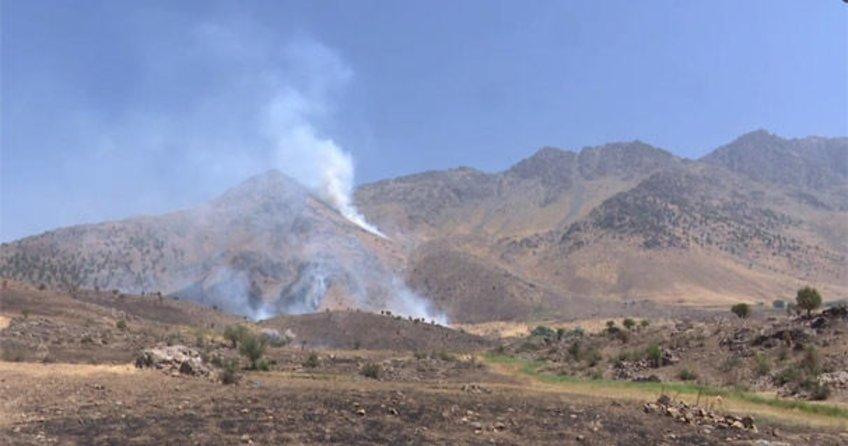İran, IKBY'nin sınırlarını obüs atışlarıyla bombaladı