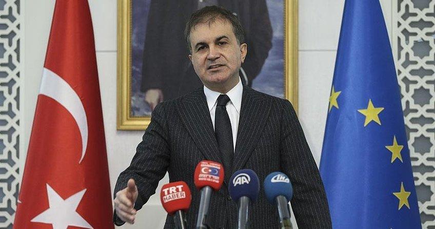 Çelik'ten Avusturya Başbakanı Kurz'a tepki